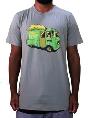 Camiseta Qix Van Cheech Chong