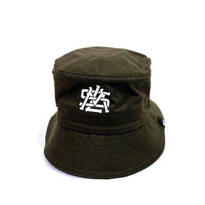 Bucket Mess Verde Militar