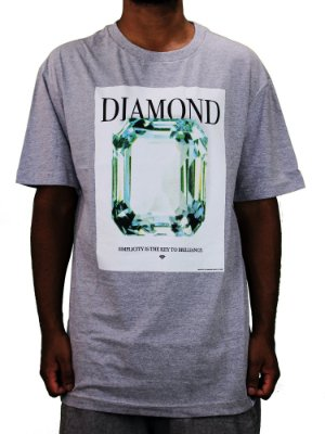 Camiseta Diamond Mondrian Tee