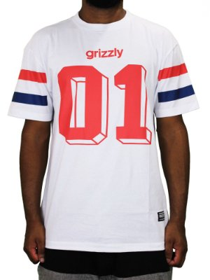 Camiseta Grizzly Block 01