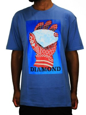 Camiseta Diamond Ice Tee