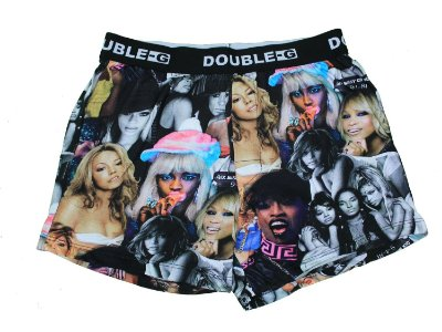 Cueca Double-G Girls