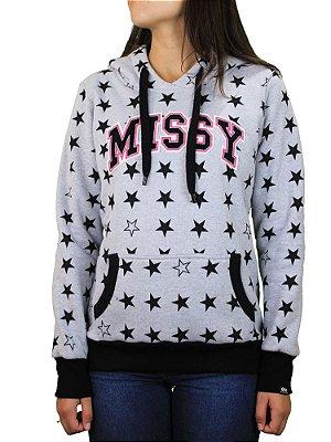 Moletom Qix Missy Star