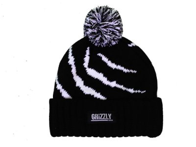 Touca Grizzly Touca Grizzly Attack Pom Beanie