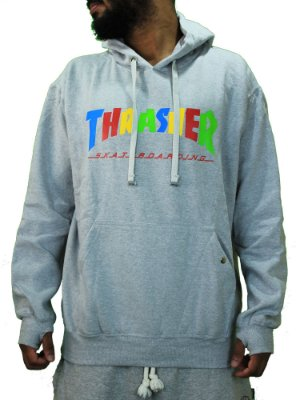 Moletom Thrasher Collor