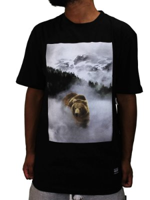 Camiseta Grizzly Cloud Mountain