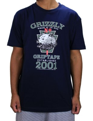 Camiseta Grizzly High Montain