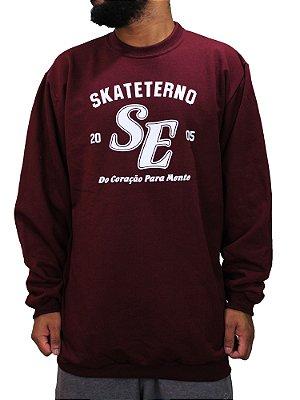 Moletom Skate Eterno SE 2015