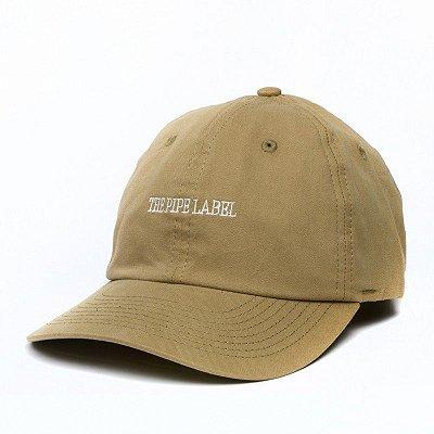Boné Blaze Strapback Golf The pipe Label Caqui