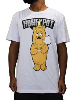 Camiseta Honey Pot Smooke Bear ce41cb260c5