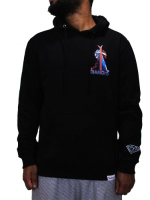 Moletom Diamond Peak Hoddie
