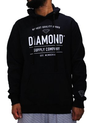 Moletom Diamond Registration