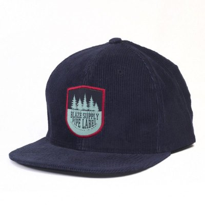Boné Blaze Patch Florest Blue Snapback