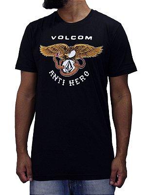 Camiseta Volcom X AntiHero Silk