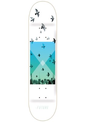 SHAPE FUTURE MARFIM SKYLINE VERDE 7.875''