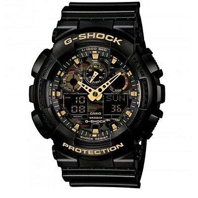 864de9ca7ab Relógio Casio G-shock Ga-100cf-1a9dr