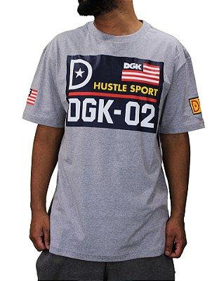 Camiseta DGK Navigate