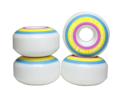 RODAS FUTURE STRIPED 51MM