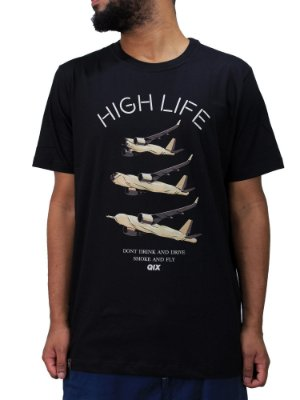 Camiseta Qix Roots AirPlane