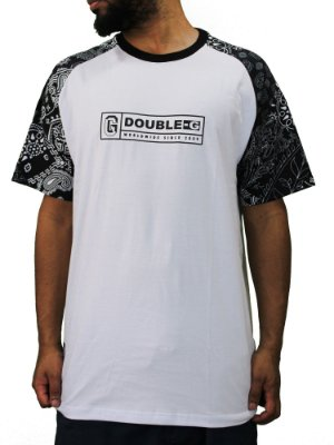 Camiseta Double-G Raglan Pansley