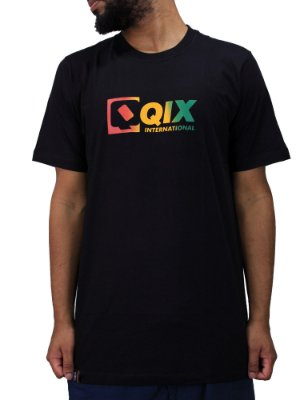 Camiseta Qix international Roots