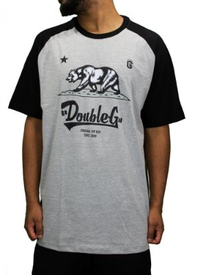 Camiseta Double-G Califa Raglan
