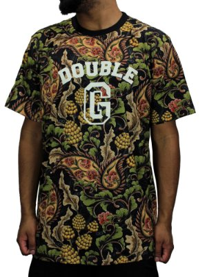 Camiseta Double-G Oriental Pansley