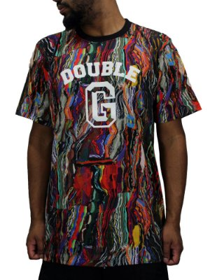 Camiseta Double-G Multicolor Notorious