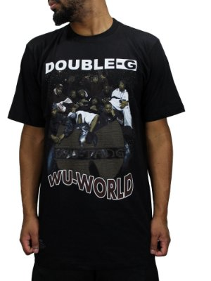Camiseta Double-G World Legends