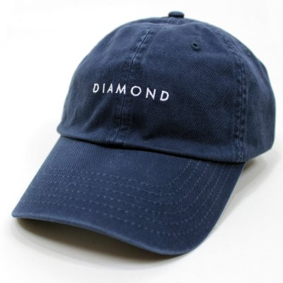 Boné Diamond Leeway Sports Marinho