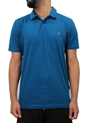 Camiseta Volcom Basic Polo