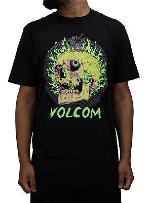 Camiseta Volcom ShredSkull