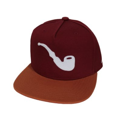 Boné Blaze Pipe Red Snapback