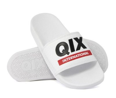 Chinelo Qix Slide Branco international