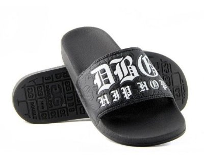 Chinelo Double-G Slide Hip Hop