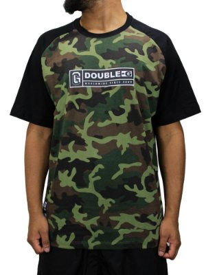 Camiseta Double-G Worldwide Camo