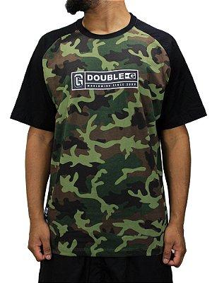 Camiseta Double-G Worldwide Camo