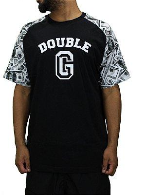 Camiseta Double-G Raglan Dolar