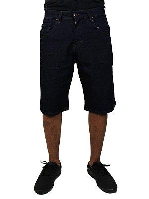 Bermuda QIX Jeans Azul escuro