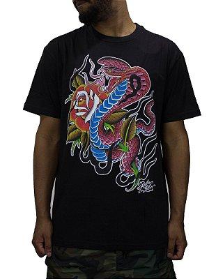 Camiseta Blunt Snake