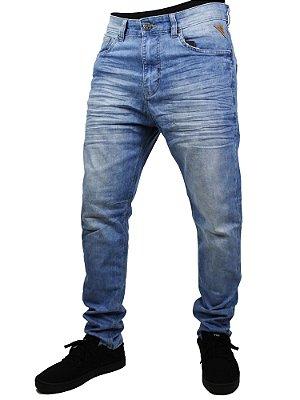 Calça Double G Jeans Claro