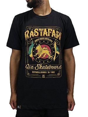 Camiseta Qix Rastafary