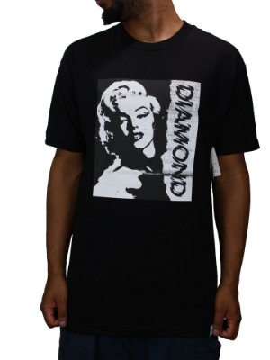 Camiseta Diamond Marilyn Monroe
