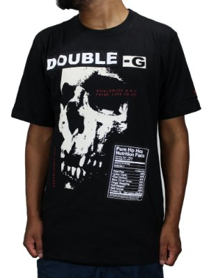 Camiseta Double-G nutrition