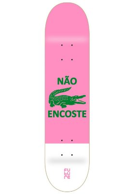 Shape Future Marfim Não Encoste Rosa 7.75''