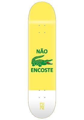 Shape Future Marfim Não Encoste Azul 7,875