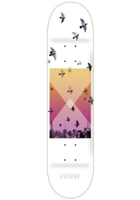 Shape Future Marfim Skyline Magenta 8.0''