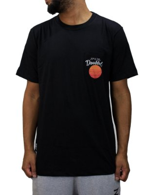 Camiseta Double-G pocket Xangai