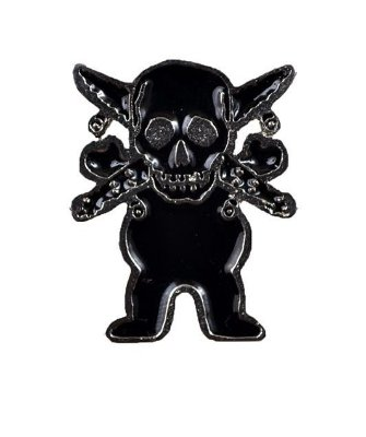 Pin Grizzly Guy Mariano (Botton)