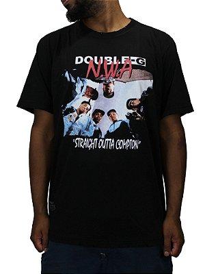 Camiseta Double-G Straight Outta Compton